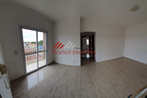 Apartamento, código 69 em Pirassununga, bairro Centro