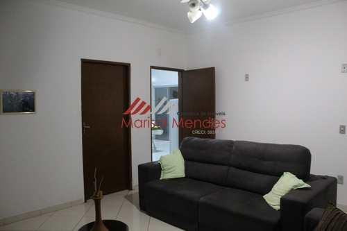 Casa, código 82 em Pirassununga, bairro Jardim Residence Rio Verde