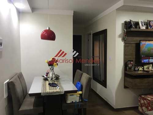 Apartamento, código 121 em Pirassununga, bairro Vila Paulista