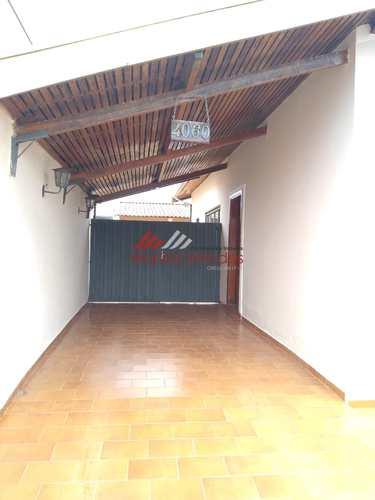Casa, código 131 em Pirassununga, bairro Jardim Pavesi