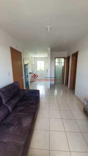 Apartamento, código 143 em Pirassununga, bairro Vila Santa Terezinha