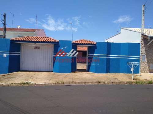 Casa, código 144 em Pirassununga, bairro Parque dos Eucaliptos