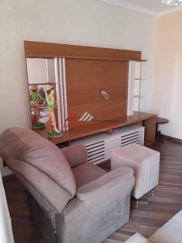 Apartamento, código 147 em Pirassununga, bairro Centro