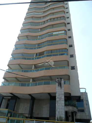 Apartamento, código 81 em Praia Grande, bairro Aviação