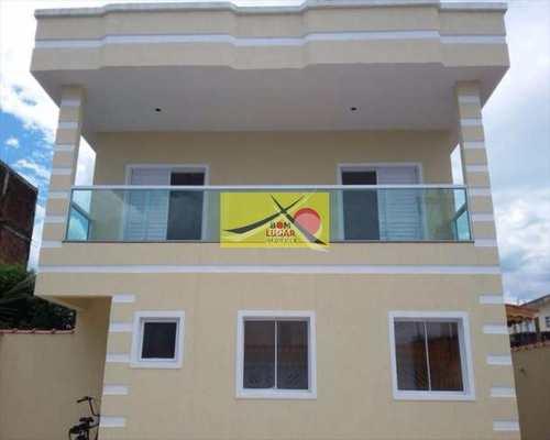 Casa, código 1920 em Praia Grande, bairro Nova Mirim