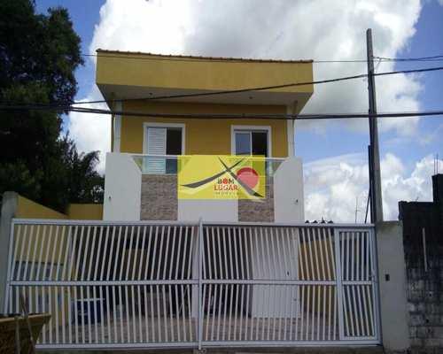 Casa, código 1907 em Praia Grande, bairro Quietude