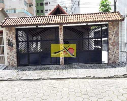 Casa, código 1805 em Praia Grande, bairro Aviação