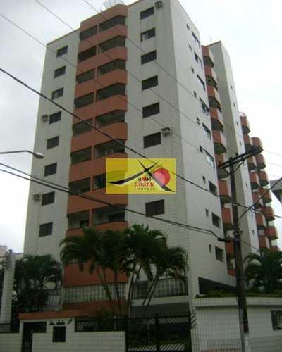 Apartamento, código 1735 em Praia Grande, bairro Aviação