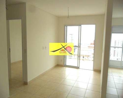 Apartamento, código 1675 em Praia Grande, bairro Ocian