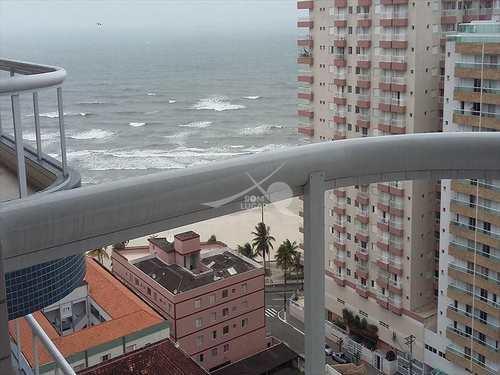 Apartamento, código 1316 em Praia Grande, bairro Balneário Celimar
