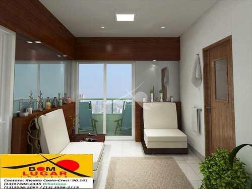 Apartamento, código 1261 em Praia Grande, bairro Balneário Celimar