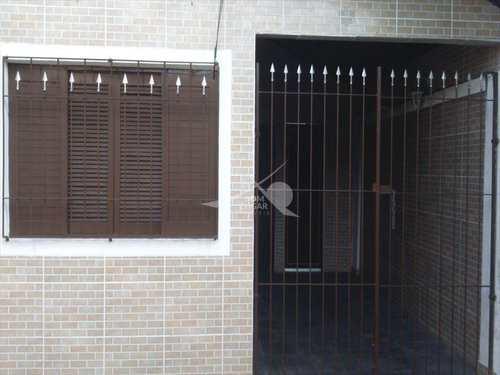 Casa, código 1246 em Praia Grande, bairro Balneário Celimar