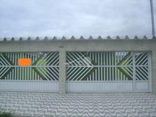 Casa, código 827 em Praia Grande, bairro Balneário Celimar