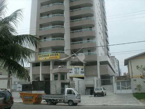 Apartamento, código 647 em Praia Grande, bairro Guilhermina