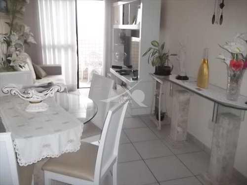 Apartamento, código 482 em Praia Grande, bairro Balneário Celimar