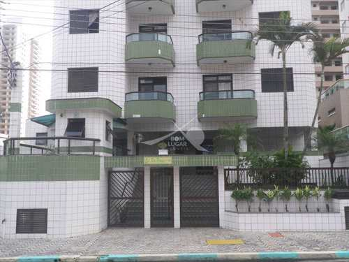 Apartamento, código 454 em Praia Grande, bairro Aviação