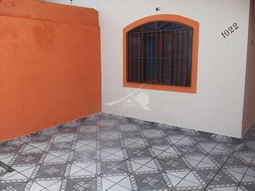 Casa, código 356 em Praia Grande, bairro Maracanã