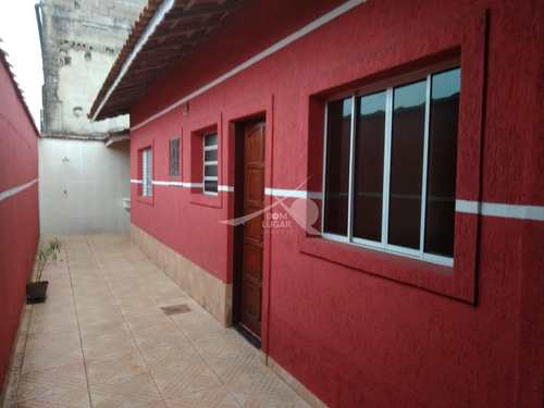 Casa, código 2610 em Praia Grande, bairro Samambaia