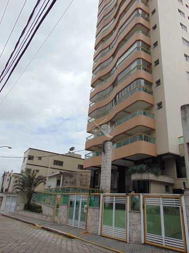 Apartamento, código 2663 em Praia Grande, bairro Aviação