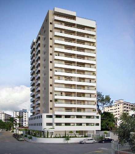 Apartamento, código 2709 em Praia Grande, bairro Guilhermina