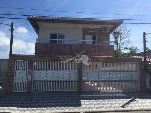 Casa, código 2839 em Praia Grande, bairro Samambaia