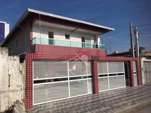 Apartamento, código 3196 em Praia Grande, bairro Guilhermina