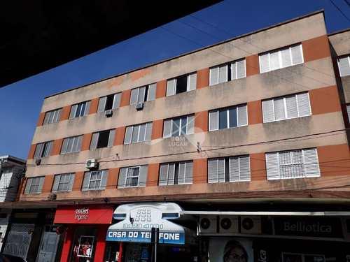 Apartamento, código 3297 em Praia Grande, bairro Boqueirão