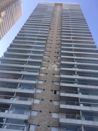 Apartamento, código 3461 em Praia Grande, bairro Guilhermina