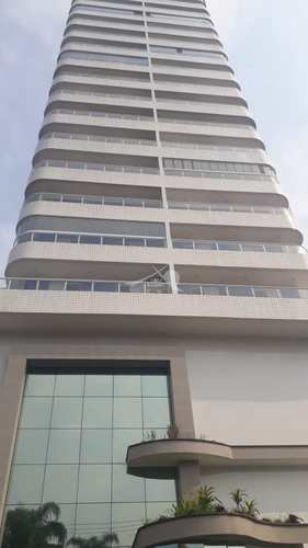 Apartamento, código 3641 em Praia Grande, bairro Canto do Forte