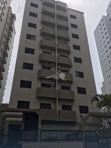 Apartamento, código 3843 em Praia Grande, bairro Aviação