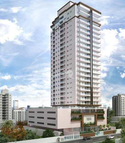Apartamento, código 3971 em Praia Grande, bairro Guilhermina