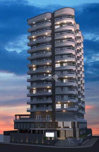 Apartamento, código 3993 em Praia Grande, bairro Real