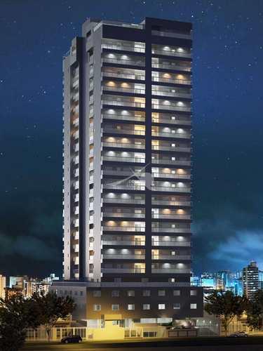 Apartamento, código 3998 em Praia Grande, bairro Ocian