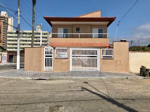 Casa de Condomínio, código 4092 em Praia Grande, bairro Aviação