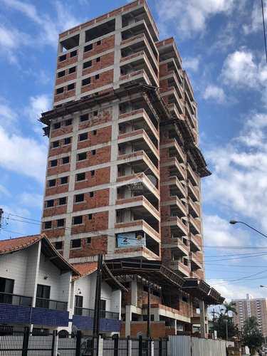 Apartamento, código 4237 em Praia Grande, bairro Guilhermina