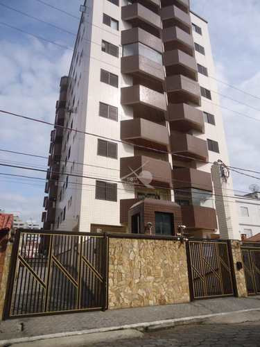 Apartamento, código 4463 em Praia Grande, bairro Aviação
