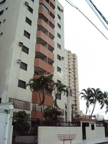 Apartamento, código 4468 em Praia Grande, bairro Aviação