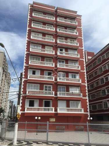 Apartamento, código 4690 em Praia Grande, bairro Ocian