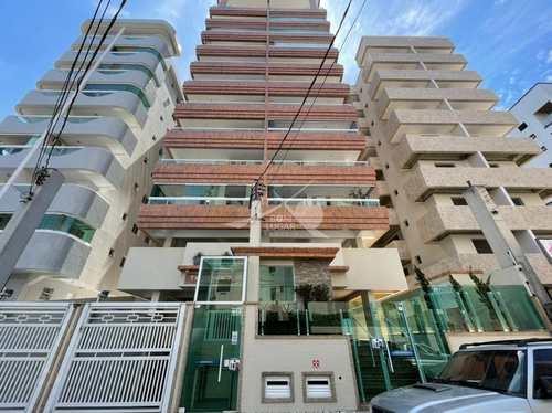 Apartamento, código 4806 em Praia Grande, bairro Guilhermina