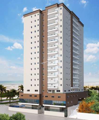 Apartamento, código 4987 em Praia Grande, bairro Maracanã