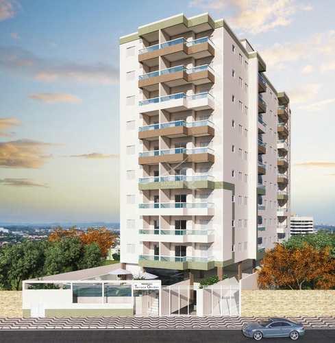 Apartamento, código 4992 em Praia Grande, bairro Mirim