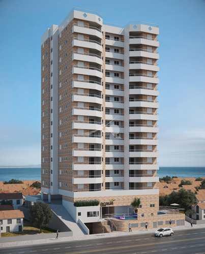 Apartamento, código 5030 em Praia Grande, bairro Aviação