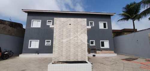 Casa de Condomínio, código 5057 em Praia Grande, bairro Tupi