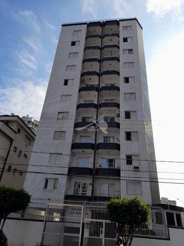 Apartamento, código 5094 em Praia Grande, bairro Guilhermina