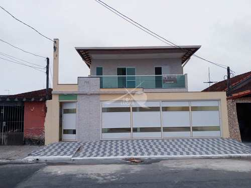 Casa de Condomínio, código 5130 em Praia Grande, bairro Caiçara