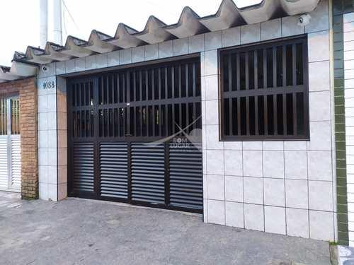 Casa, código 5186 em Praia Grande, bairro Ocian