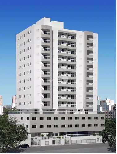 Apartamento, código 5320 em Praia Grande, bairro Tupi
