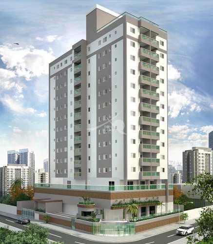 Apartamento, código 5499 em Praia Grande, bairro Aviação