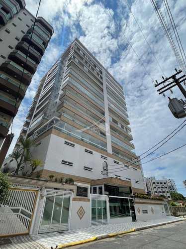 Apartamento, código 5518 em Praia Grande, bairro Caiçara