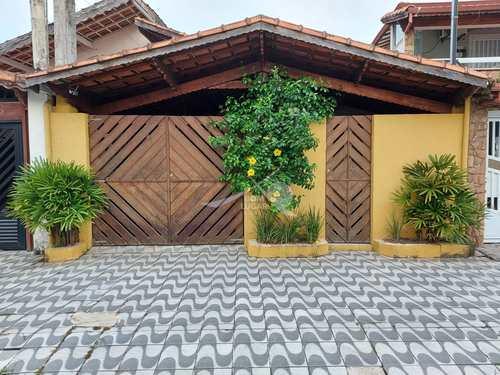 Casa, código 5527 em Praia Grande, bairro Forte